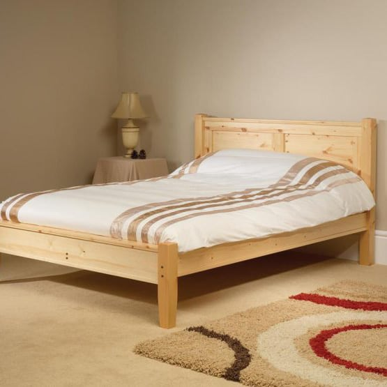 Coniston Low End Wooden Bed Frame